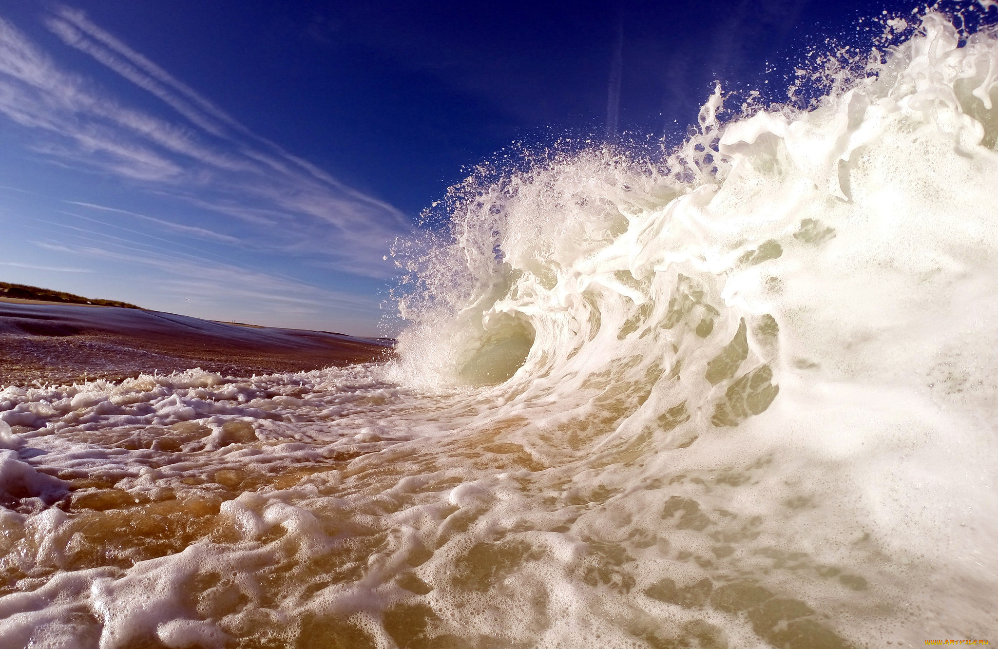 фото брызги волн моря каждой фотографии